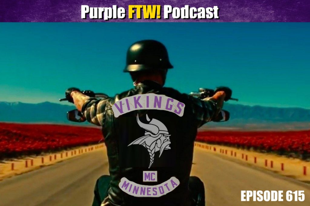 Purple FTW! Podcast: Vikings Ride or Die feat. Sam Monson + #VikesOverBeers! (ep. 615)