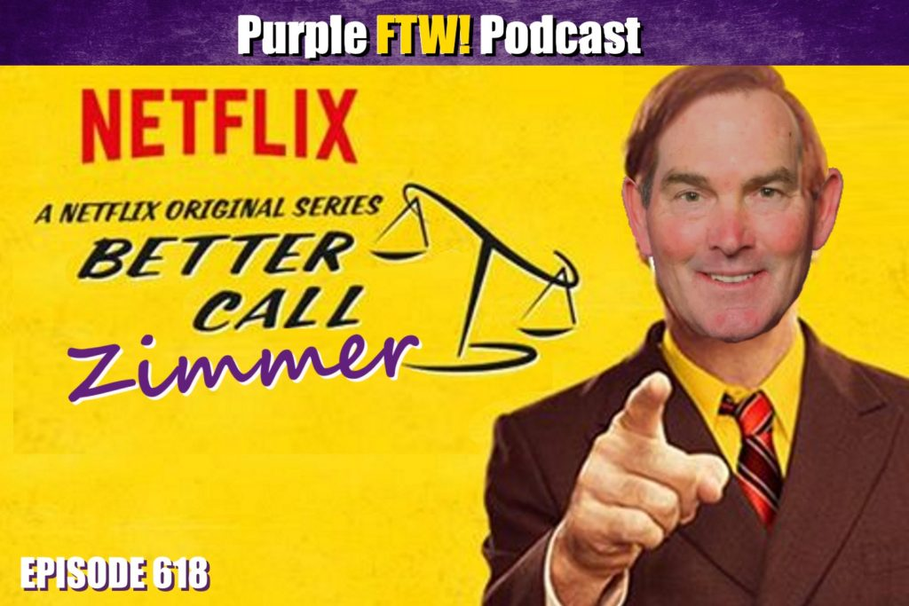 Purple FTW! Podcast: Inside the Vikings Numbers feat. PFF Eric Eager (ep. 618)