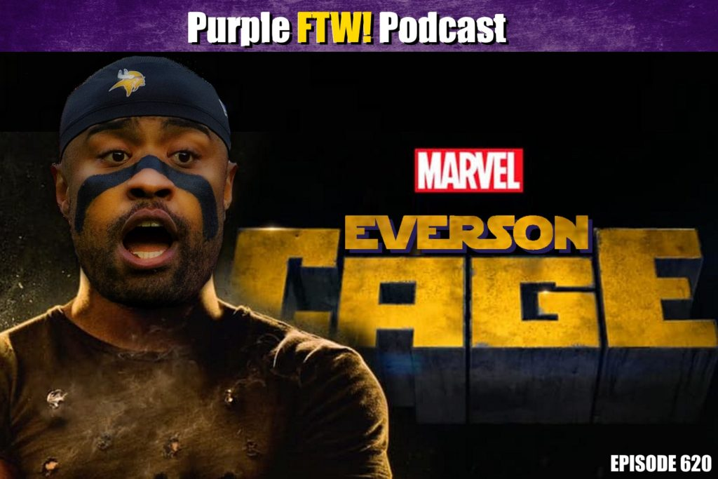 Purple FTW! Podcast: Border Battle Brooding feat. Alex Gelhar + #VikesOverBeers! (ep. 620)