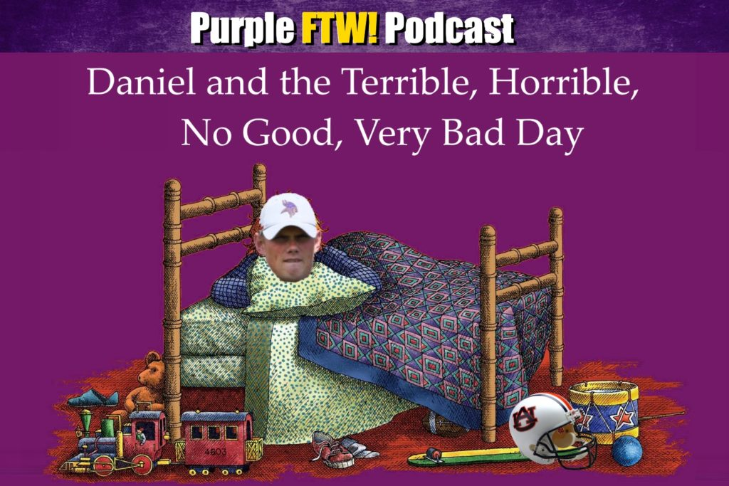 Purple FTW! Podcast: Vikings-Packers Recap - Never Trust a Carlson (ep. 622)