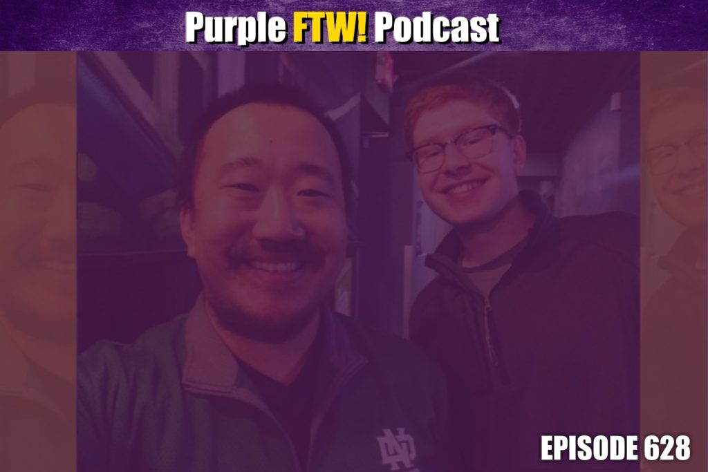 Purple FTW! Podcast: Vikings Picking Up the Pieces feat. Daniel House (ep. 628)