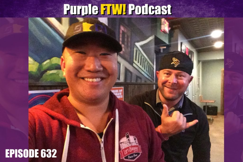 Purple FTW! Podcast: Philly's Not Special feat. Sean Borman (ep. 633)