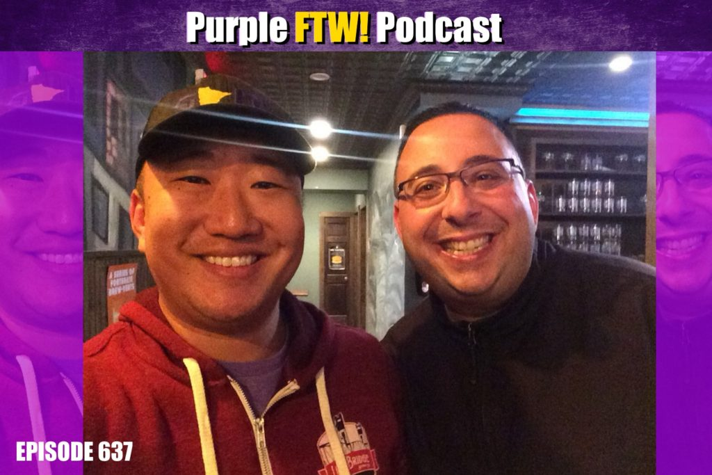 Purple FTW! Podcast: Bigger Birds to Fry feat. Darren Wolfson (ep. 637)