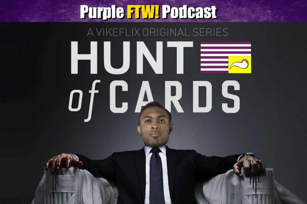 Purple FTW! Podcast: The RIGHTFUL Defensive Player of the Week + #VikesOverBeers! (ep. 658)