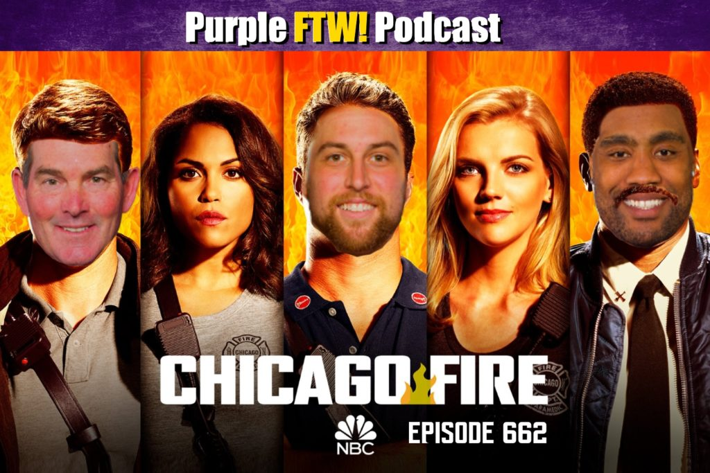 Purple FTW! Podcast: Chicago Deep Dish Pizza is Not Pizza feat. Aaron Leming + #VikesOverBeers! (ep. 662)