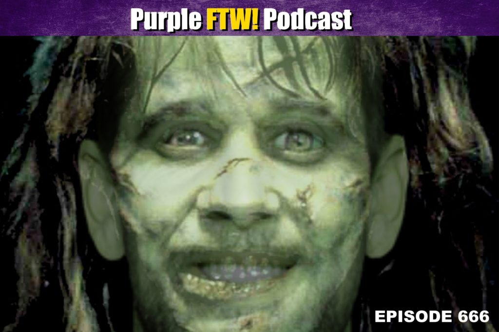 Purple FTW! Podcast: Episode 666 on Packers Week? Fitting. feat. Kevin Ringrose + Alex Gelhar (ep. 666)
