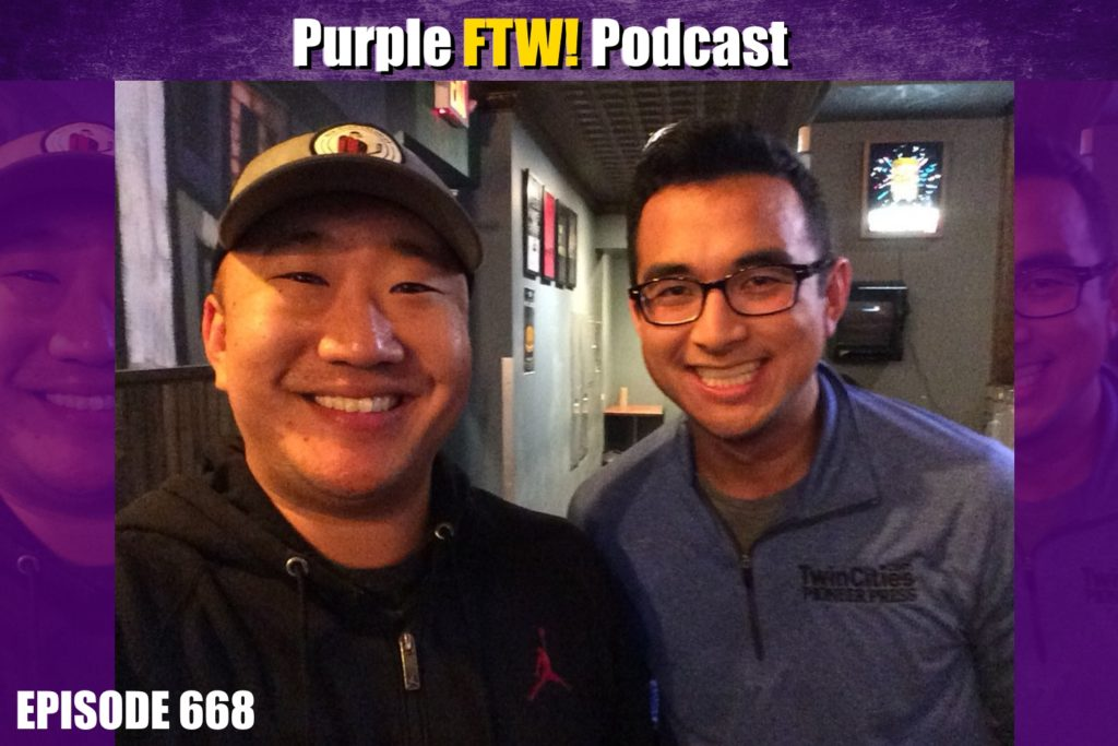 Purple FTW! Podcast: Vikings Victory Tuesday Talkers feat. Dane Mizutani (ep. 668)
