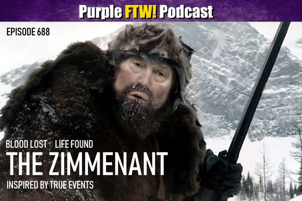 Purple FTW! Podcast: Vikings-Bears Preview feat. Jordan Reid, Darren Wolfson + #VikesOverBeers! (ep. 688)